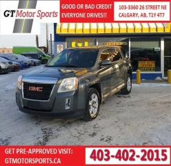 Used 2013 GMC Terrain SLE-1 for sale in Calgary, AB