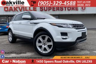 Used 2013 Land Rover Evoque PURE PREMIUM | NAVI | PANO ROOF | B/U CAM for sale in Oakville, ON