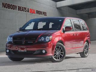 Used 2017 Dodge Grand Caravan New Brakes*Pwr Liftgate*Rem Start*Cam*GPS* for sale in Mississauga, ON