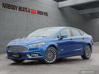 Used 2017 Ford Fusion Energi SE Luxury, 1 Owner, No Accidents, Roof, EV for sale in Mississauga, ON