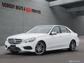Used 2015 Mercedes-Benz E-Class *Heated/Vented*Lane Tracking Pckg*Harmonkardon* for sale in Mississauga, ON