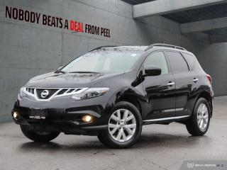 Used 2014 Nissan Murano AWD 4dr SL for sale in Mississauga, ON