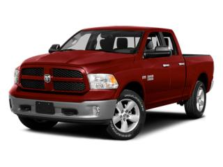 Used 2014 RAM 1500 4WD Quad Cab 140.5  SLT for sale in Mississauga, ON