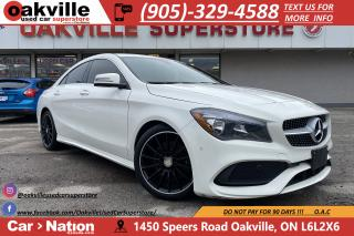 Used 2017 Mercedes-Benz CLA-Class CLA 250 | NAVI | AMG PKG | B/U CAM | HTD SEATS for sale in Oakville, ON