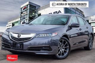 Used 2017 Acura TLX 3.5L SH-AWD w/Tech Pkg No Accident| Blind Spot| 7 for sale in Thornhill, ON