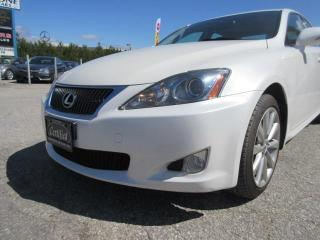 Used 2009 Lexus IS 250 AWD / LOW MILEAGE for sale in Newmarket, ON