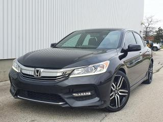 Used 2017 Honda Accord Sport|Sunroof|WE FINANCE for sale in Mississauga, ON