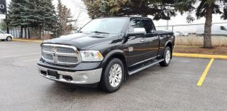 Used 2014 RAM 1500 4WD Laramie Longhorn for sale in North York, ON