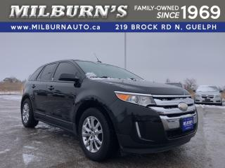 Used 2013 Ford Edge SEL for sale in Guelph, ON