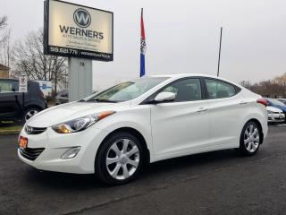 Used 2012 Hyundai Elantra Limited for sale in Cambridge, ON