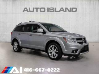 Used 2017 Dodge Journey AWD 7 PASS LEATHER PUSH START BLUETOOTH for sale in North York, ON