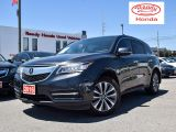 Photo of Grey 2016 Acura MDX
