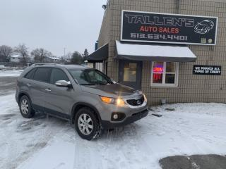 Used 2012 Kia Sorento LX for sale in Kingston, ON