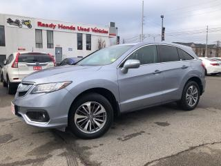 Used 2016 Acura RDX Elite Pkg  - Navigation - Leather - Parking Sensor for sale in Mississauga, ON