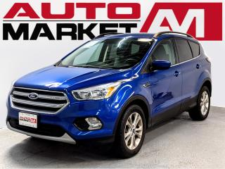 Used 2017 Ford Escape SE 4WD CERTIFIED,Backup Camera,WE APPROVE ALL CREDIT for sale in Guelph, ON