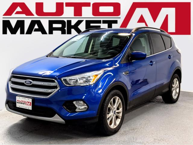 2017 Ford Escape SE 4WD CERTIFIED,Backup Camera,WE APPROVE ALL CREDIT