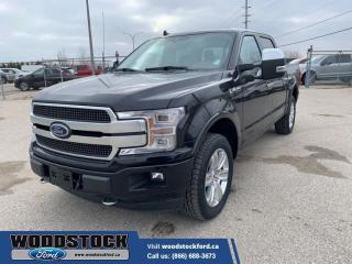 New 2020 Ford F-150 Platinum  700A, TWIN ROOF, TECH PACKAGE for sale in Woodstock, ON