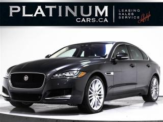 Used 2018 Jaguar XF 35t PORT LTD, AWD, NAV, 360 CAM, MERIDIAN, KEYLESS for sale in Toronto, ON
