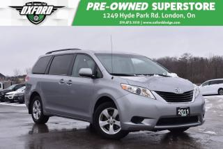 Used 2011 Toyota Sienna LE 7 Passenger - Low Kms, Great Condition, Well Ma for sale in London, ON