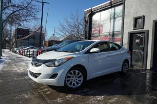 Used 2013 Hyundai Elantra Berline 4 portes, boîte auto GL *Disp. l for sale in Laval, QC