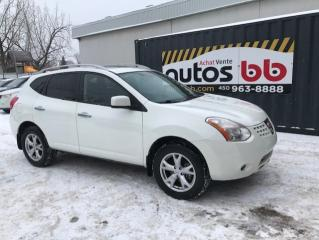Used 2010 Nissan Rogue Sl Awd 4x4 for sale in Laval, QC