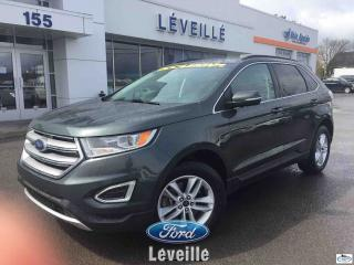 Used 2015 Ford Edge SEL for sale in St-Jérôme, QC