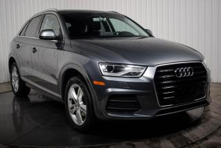 Used 2016 Audi Q3 TOIT NAV MAGS for sale in St-Hubert, QC