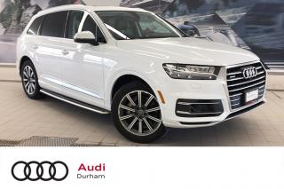 Used 2019 Audi Q7 3.0T 55 Technik + Trailer Hitch | Nav | 360 Cam for sale in Whitby, ON