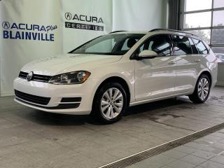 Used 2016 Volkswagen Golf 1.8 TSI Trendline SPORTWAGON for sale in Blainville, QC