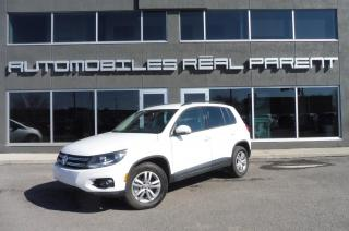 Used 2014 Volkswagen Tiguan 4 MOTION for sale in Québec, QC