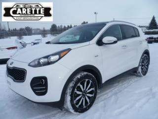 Used 2017 Kia Sportage EX Premium AWD for sale in East broughton, QC