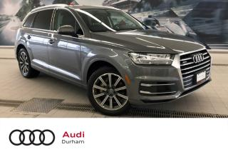 Used 2017 Audi Q7 3.0T Progressiv + Hitch | Nav | 360 Cam for sale in Whitby, ON