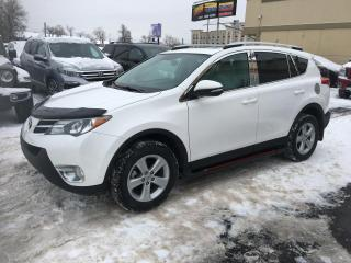 Used 2013 Toyota RAV4 XLE à vendre AWD Toit Nav Cam for sale in Laval, QC