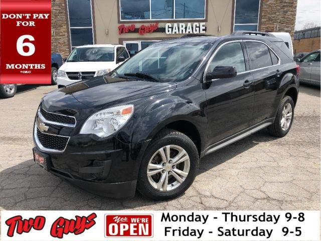 2015 Chevrolet Equinox 1LT | Sunroof | New Tires | Bluetooth | B/Up Cam |