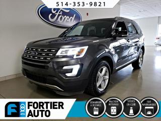 Used 2017 Ford Explorer 4 RM, 4 portes XLT for sale in Montréal, QC