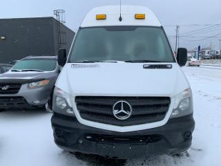 Used 2017 Mercedes-Benz Sprinter for sale in Mascouche, QC
