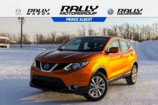 Used 2018 Nissan Qashqai SV for sale in Prince Albert, SK