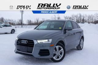 Used 2016 Audi Q3 Progressiv for sale in Prince Albert, SK