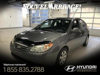 Used 2009 Hyundai Elantra GL + A/C + CRUISE + GROUPE ELECTRIQUE !! for sale in Drummondville, QC