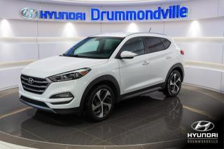 Used 2016 Hyundai Tucson 1.6T PREMIUM AWD + GARANTIE + MAGS + CAM for sale in Drummondville, QC