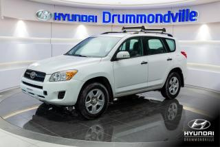 Used 2011 Toyota RAV4 78 934 KM + GARANTIE + CRUISE + A/C !! for sale in Drummondville, QC