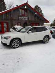 Used 2013 BMW X1 4x4 for sale in Ste-Anne-des-Lacs, QC