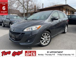 Used 2013 Mazda MAZDA5 GT | Htd Seats | New Tires | Auto | for sale in St Catharines, ON