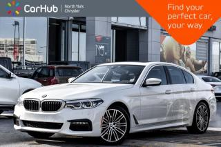 Used 2019 BMW 5 Series 530i xDrive MStyling|Nav|Sunroof|HeadsUpDsipl|H/KSound|BlindSpot for sale in Thornhill, ON