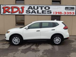 Used 2017 Nissan Rogue S 1 OWNER,ACCIDENT FREE ONLY 37000KM for sale in Hamilton, ON