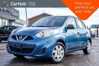 Used 2015 Nissan Micra S AM/FM/CD for sale in Bolton, ON