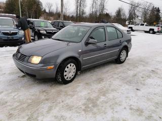 Used 2007 Volkswagen City Jetta 2.0 for sale in Madoc, ON