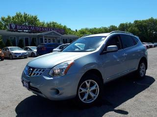 Used 2011 Nissan Rogue SV AWD for sale in Oshawa, ON