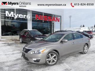 Used 2014 Nissan Altima 2.5 SL  - Sunroof -  Leather Seats - $93 B/W for sale in Orleans, ON
