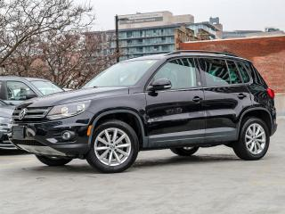 Used 2017 Volkswagen Tiguan for sale in Toronto, ON